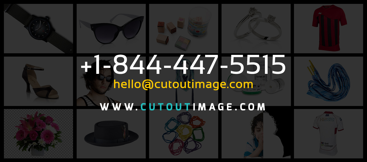 Cut Out Image - Call Center